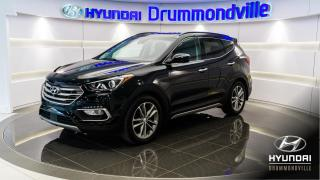Used 2017 Hyundai Santa Fe Sport ULTIMATE + AWD + NAVI + TOIT PANO + MAGS for sale in Drummondville, QC