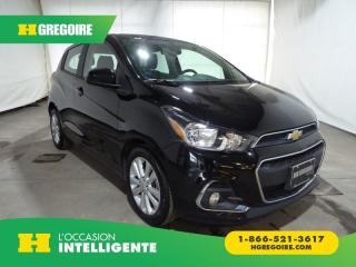 Used 2018 Chevrolet Spark LT A/C CAMÉRA for sale in St-Léonard, QC