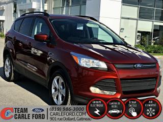 Used 2015 Ford Escape Ford Escape SE, AWD 2015, CAMÉRA DE RECU for sale in Gatineau, QC