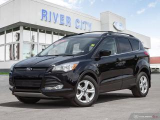 Used 2016 Ford Escape SE for sale in Winnipeg, MB