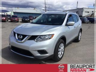 Used 2015 Nissan Rogue S FWD ***GARANTIE PROLONGÉE*** for sale in Beauport, QC