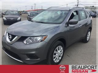 Used 2016 Nissan Rogue S AWD ***45 500 KM*** for sale in Beauport, QC