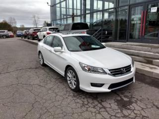 Used 2014 Honda Accord TOURING V-6 GPS TOIT CAMÉRA for sale in Lévis, QC