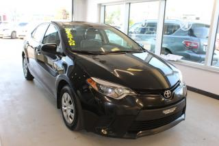 Used 2015 Toyota Corolla CE AUTOMATIQUE AIR CLIMATISÉ for sale in Lévis, QC