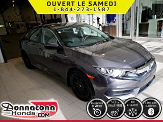 Used 2017 Honda Civic LX ***GARANTIE PROLONGÉE***APPLE CAR PLA for sale in Donnacona, QC