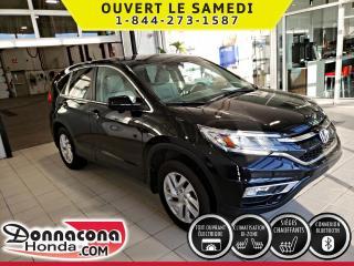 Used 2016 Honda CR-V EX-L ***INTÉRIEUR EN CUIR***ÉCRAN TACTIL for sale in Donnacona, QC