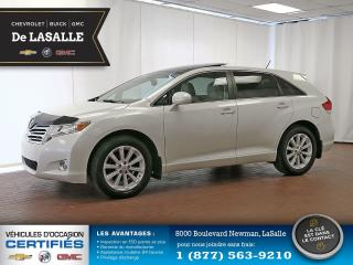 Used 2011 Toyota Venza AWD for sale in Lasalle, QC