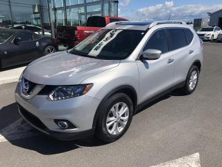Used 2015 Nissan Rogue SV TA, TOIT PANO, A/C, MAGS for sale in Lévis, QC