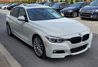 Used 2016 BMW 3 Series 340i Xdrive The Perfect for sale in Dorval, QC