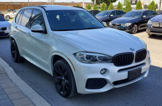 Used 2016 BMW X5 Xdrive35d M Sport 7 for sale in Dorval, QC