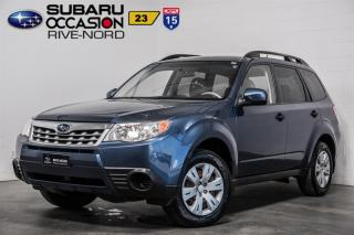 Used 2011 Subaru Forester SIEGES.CH.+A/C for sale in Boisbriand, QC