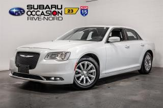 Used 2016 Chrysler 300 Touring NAVI+CUIR+TOIT.OUVRANT for sale in Boisbriand, QC