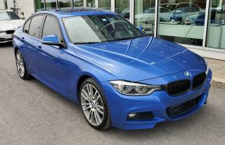 Used 2016 BMW 3 Series 340i xDrive EVERYDAY THRILL MACHINE for sale in Dorval, QC