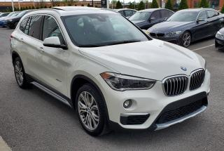 Used 2016 BMW X1 Xdrive28i Real Cuir for sale in Dorval, QC