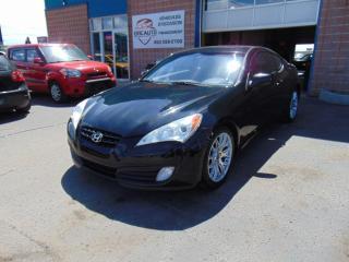 Used 2010 Hyundai Genesis Automatique 2 portes I4 Premium for sale in St-Eustache, QC