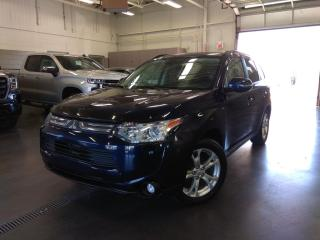 Used 2014 Mitsubishi Outlander CUIR/TOIT/CAMERA ARRIERE/BLUETOOTH for sale in Blainville, QC