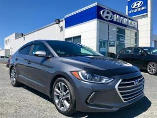 Used 2017 Hyundai Elantra 4 portes GLS for sale in Matane, QC