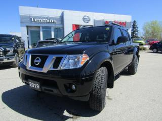 Used 2019 Nissan Frontier Pro-4X for sale in Timmins, ON