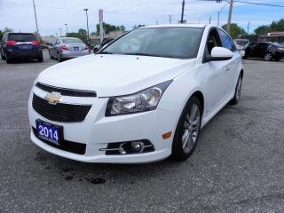 Used 2014 Chevrolet Cruze LTZ RS Turbo for sale in Windsor, ON