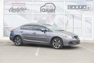 Used 2014 Honda Civic EX ***GARANTIE 10 ANS/200 000 KM*** for sale in Québec, QC