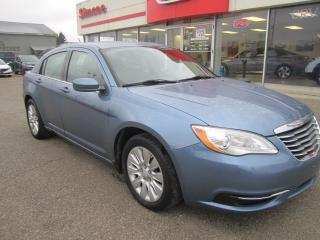 Used 2011 Chrysler 200 LX for sale in Simcoe, ON