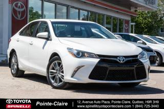 Used 2015 Toyota Camry Se Mags, Grp for sale in Pointe-Claire, QC