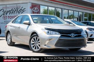 Used 2015 Toyota Camry Xle Mags, Toit, Gps for sale in Pointe-Claire, QC