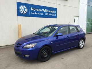 Used 2008 Mazda MAZDA3 GT HATCHBACK - FINANCING AVAILABLE for sale in Edmonton, AB