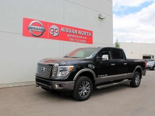 New 2019 Nissan Titan XD Platinum Reserve for sale in Edmonton, AB