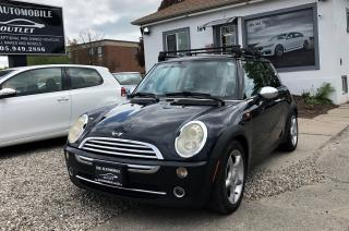 Used 2005 MINI Cooper LEATHER PANO SUNROOF for sale in Mississauga, ON