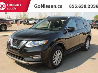 Used 2019 Nissan Rogue SV AWD WITH PANO ROOF HEATED SEATS AND BACK UP CAMERA! for sale in Edmonton, AB