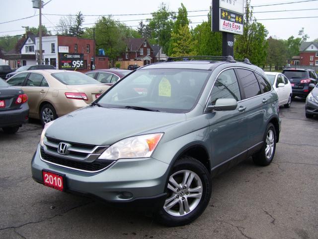 2010 Honda CR-V EX,ONE OWNER,AWD,AUTO,CERTIFIED,SUNROOF,ALLOYS,