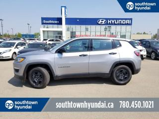 Used 2018 Jeep Compass SPORT/POWER OPTIONS/BLUETOOTH for sale in Edmonton, AB