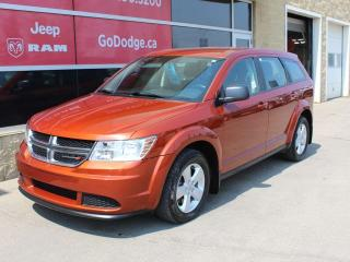 Used 2014 Dodge Journey Canada Value Package for sale in Edmonton, AB