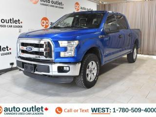 Used 2015 Ford F-150 Xlt, 4x4, SuperCrew, Short box, Cloth seats, Bluetooth for sale in Edmonton, AB
