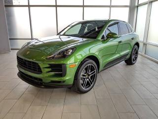 New 2019 Porsche Macan S for sale in Edmonton, AB