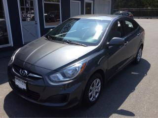 Used 2012 Hyundai Accent GLS for sale in Parksville, BC