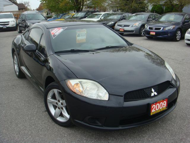 2009 Mitsubishi Eclipse GS DVD/Leather/Sunroof