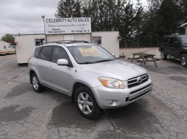 2008 Toyota RAV4 AWD LIMITED