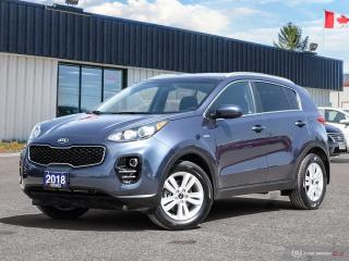 Used 2018 Kia Sportage LX,AWD,R/V CAM,ECO/SPORT,HEATED SEATS for sale in Barrie, ON