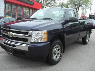 Used 2009 Chevrolet Silverado 1500 LS 4WD for sale in London, ON