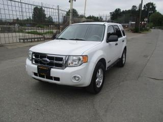 Used 2008 Ford Escape XLT for sale in Surrey, BC