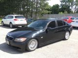 Photo of Black 2007 BMW 3 Series