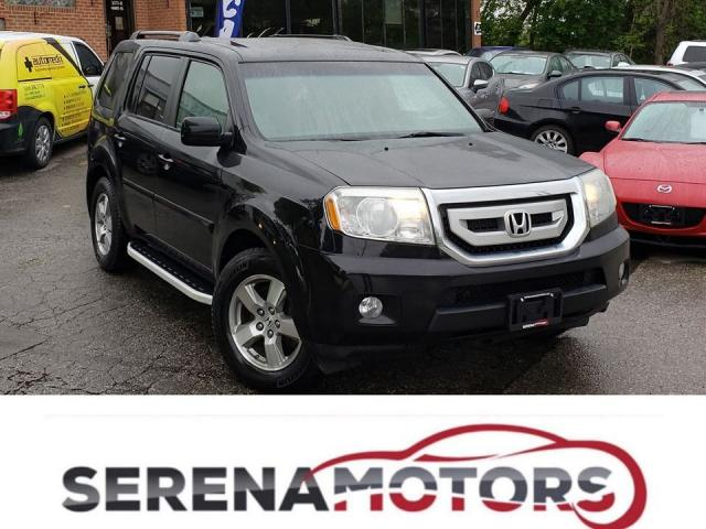 2009 Honda Pilot EX-L | DVD | ONE OWNER | NO ACCIDENTS