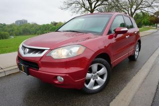 Used 2008 Acura RDX TECH PACKAGE / NO ACCIDENTS / SUPER CLEAN for sale in Etobicoke, ON