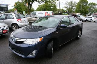 Used 2014 Toyota Camry XLE for sale in Nepean, ON