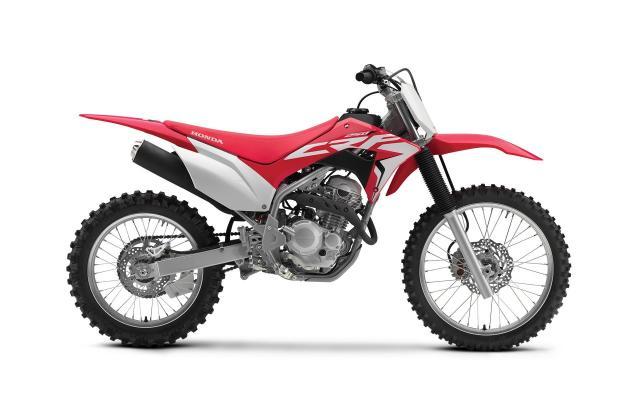 2019 Honda CRF250F 250F