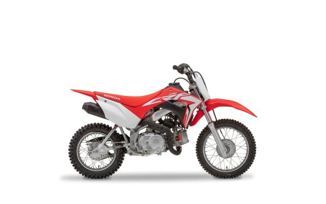 2019 Honda CRF110F 110F