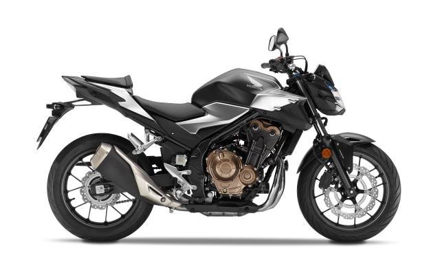 2019 Honda CB500 F