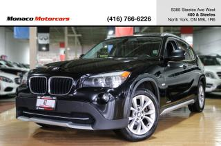 Used 2012 BMW X1 28i xDrive - PANORAMIC ROOF|HEATED SEATS for sale in North York, ON